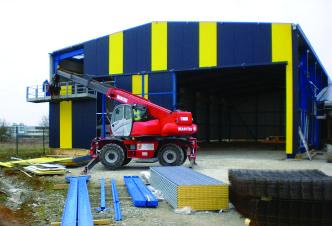 construction bâtiment industriel agricole