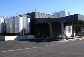 bâtiment industriel charpente métallique 76