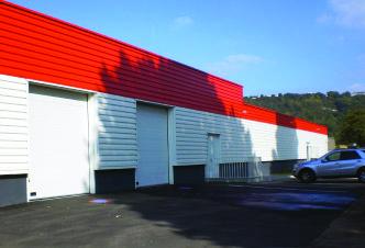 extension rénovation batiment industriel construction metallique